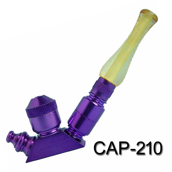 Exporters of Anodized Metal Smoking Pipes